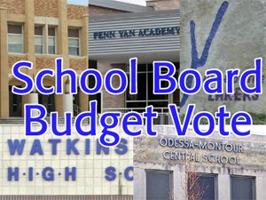 Residents approve area school budgets