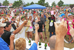 Finger Lakes Wine festival will attract thousands