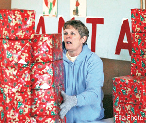 Seneca Santa will help 400 needy children