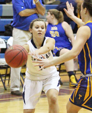 Watkins girls top Tioga