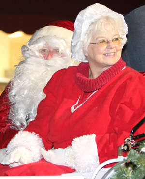 PHOTO GALLERY: Village Christmas features Santa