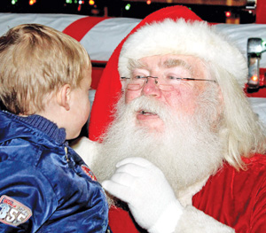 Dundee, Hammondsport plan holiday events