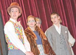 Dundee presents 'Willy Wonka!' musical