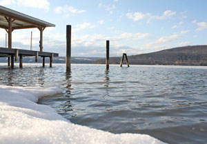 Keuka Lake rates first for area trout fishing