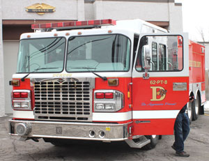 Dundee gets their new $524K fire truck