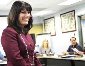 Dundee appoints Houck superintendent