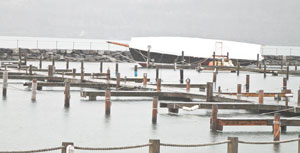 County approves marina contract extension