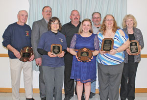 PHOTO GALLERY: Yates County honors emergency responders