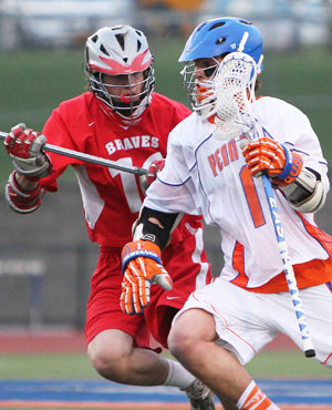 Penn Yan edges Canandaigua in overtime