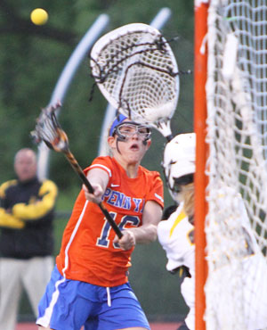 Penn Yan girls fall in sectional championship