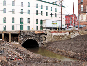 Village, owner consider rebuilding options