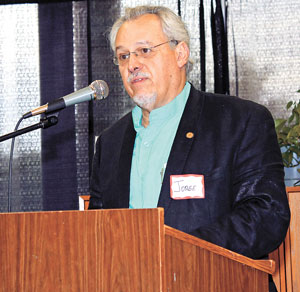 Keuka College president outlines projects