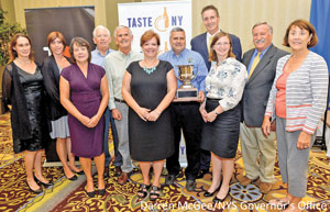 Finger Lakes winery wins Governor's Cup