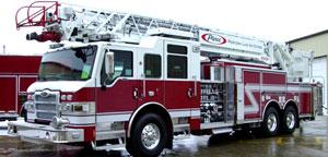 Fire department contributes $85K for truck