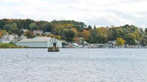 Without lowering, Keuka at last year's level
