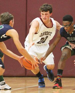 Dundee defeats Harley-Allendale Columbia