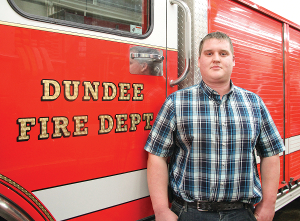 Dundee honors emergency volunteers