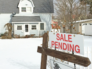 Home sales are up for 2016