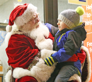 'Christmas in the Park' comes to Hammondsport