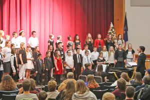 Concerts welcome the holiday season