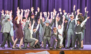 Odessa-Montour will present Guys and Dolls