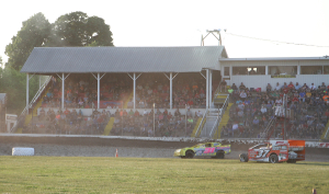 Dundee's Outlaw Speedway plans track improvements