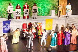 Penn Yan presents 'Once Upon a Mattress'