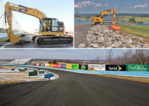 Track plans opening weekend
