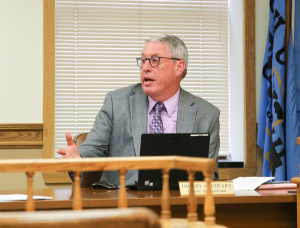 County requests lead for Woodstock review