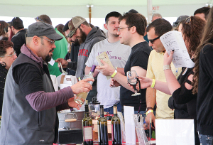 Festival will feature Seneca Lake wine, food
