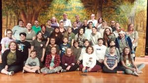 Lake Country Players will present 'Shrek, the Musical'