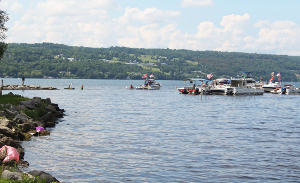 State adds Seneca Lake to water quality study