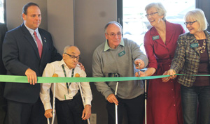 Arc of Yates celebrates official reopening