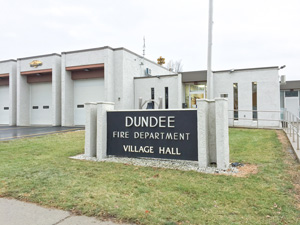 Village of Dundee looks for public comments