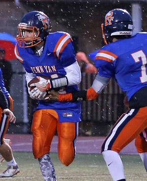 Penn Yan ends with a win