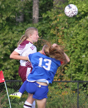 Lady Scots fall to Honeoye