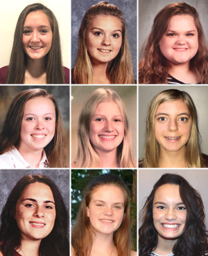 Contestants vie for Miss Penn Yan title