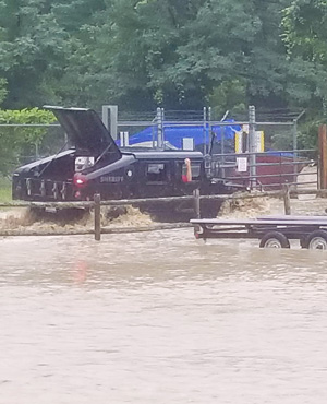 Governor issues state of emergency after Schuyler flooding