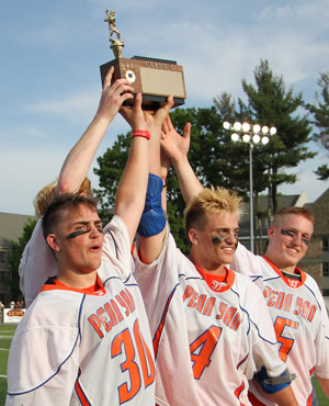 Penn Yan claims 21st sectional crown