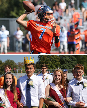 PHOTO GALLERY: Penn Yan wins homecoming game against Midlakes