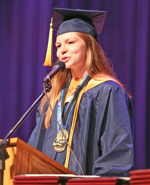 PHOTO GALLERY: Watkins Glen holds commencement ceremony