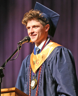 PHOTO GALLERY: Watkins Glen graduation 2019