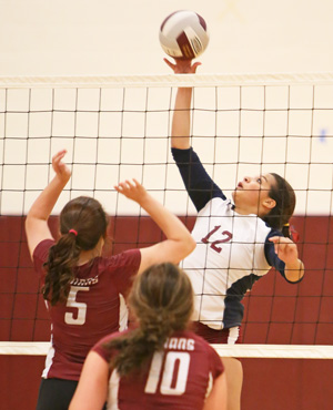 Watkins volleyball triumphs over Odessa