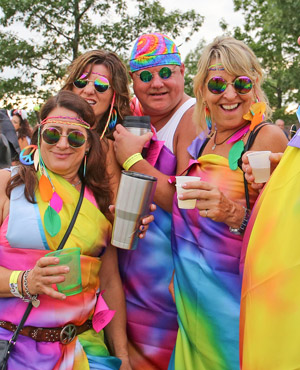 PHOTO GALLERY: Wine festival features party fun