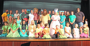 'Wizard of Oz' production starts Friday