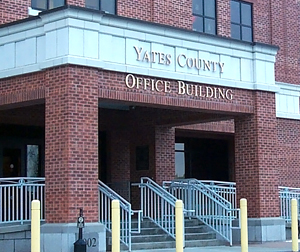 Yates approves two new officers