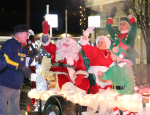 New, annual holiday events return this year